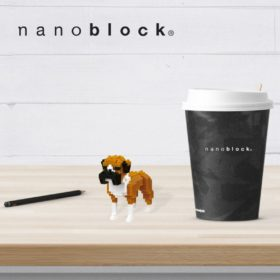 NBC-254 Nanoblock Boxer