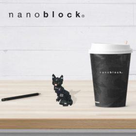 NBC-281 Nanoblock Gatto Nero