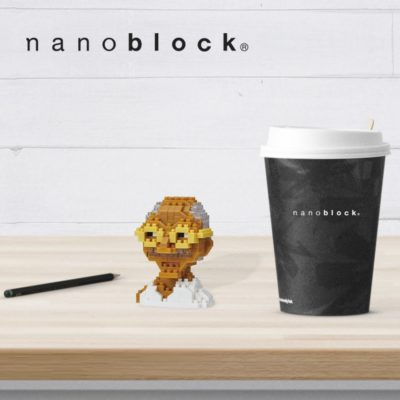 NBCC-056 Nanoblock Gandhi