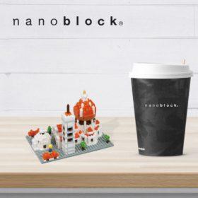 NBH-164 Nanoblock Firenze