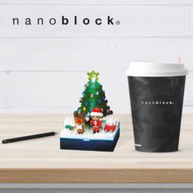 NBH-168 Nanoblock Albero di Natale Led