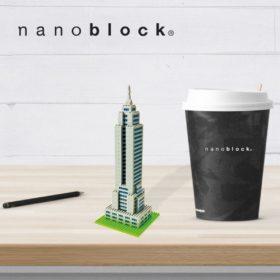 NBM-004 Nanoblock Empire State Building