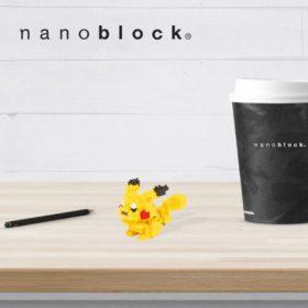 NBPM-001 Nanoblock Pokemon Pikachu
