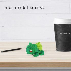 NBPM-003 Nanoblock Pokemon Bulbasaur