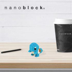 NBPM-004 Nanoblock Pokemon Squirtle