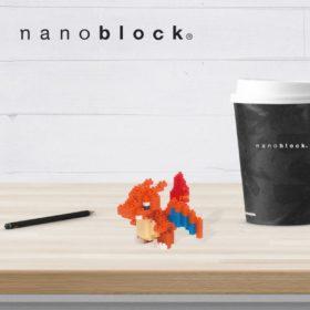 NBPM-008 Nanoblock Pokemon Charizard