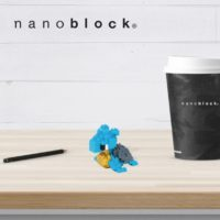 NBPM-009 Nanoblock Pokemon Lapras