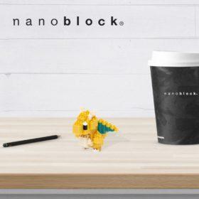 NBPM-011 Nanoblock Pokemon Dragonite