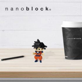 NBDB-001 Nanoblock Dragonball Goku