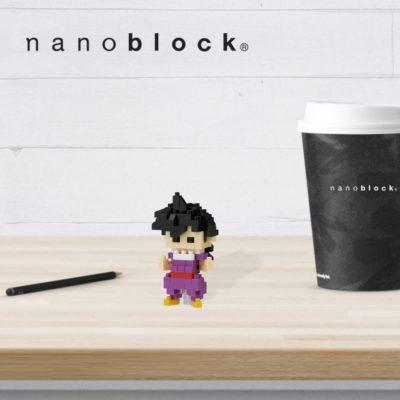 NBDB-002 Nanoblock Dragonball Gohan