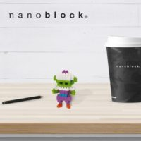 NBDB-003 Nanoblock Dragonball Piccolo