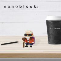 NBDB-006 Nanoblock Dragonball Master Roshi